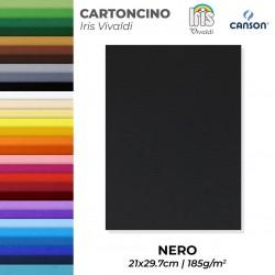 Canson Carta colorata NERO...