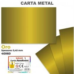 Carta Metallizzata ORO...