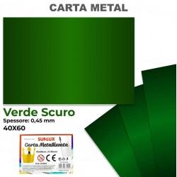 Carta Metallizzata VERDE...