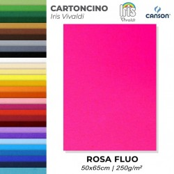 Cartoncino FLUO ROSA...