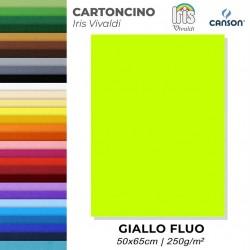 Cartoncino GIALLO FLUO...