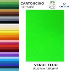Cartoncino VERDE FLUO...