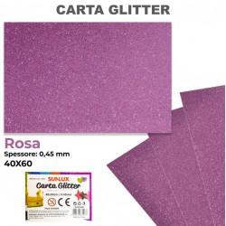 Carta Glitter ROSA 40x60cm...