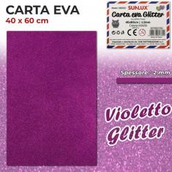 Carta EVA Glitter VIOLETTO...