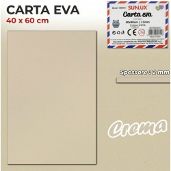 Gomma Eva 40x60cm spessore...