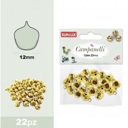 Campanelli 12 mm 22 pz