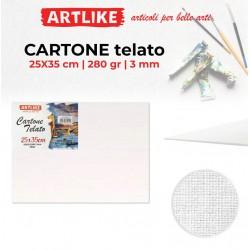 Cartone Telato 25x35x3mm...