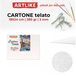 Cartone Telato 18x24x3mm...