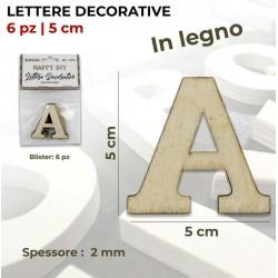 Lettera A decorativa in...