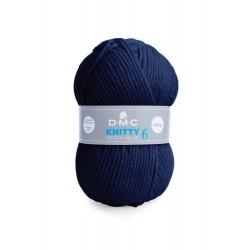 Knitty 6 DMC - 971 - 100%...
