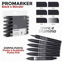 Promarker Neri e Sfumino...