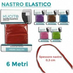 Nastro elastico - 6 metri -...