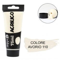 Colore acrilico Avorio 110...