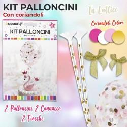 Kit Palloncini con...