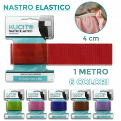 Nastro elastico - 1 metro -...