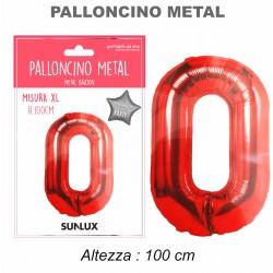 Palloncini mylar rosso...