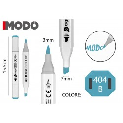 Marker Colore 404 B doppia...