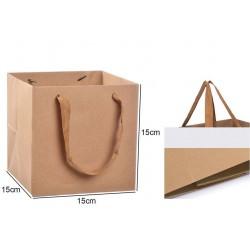 Buste regalo quadrato 15x15cm