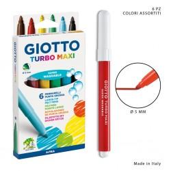 Giotto pennarelli tubo maxi...