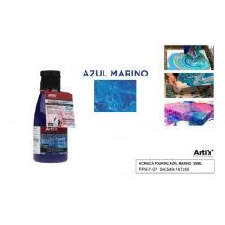 Colore Acrilico Pouring...