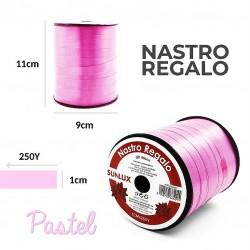 Nastro regalo rosa pastel...