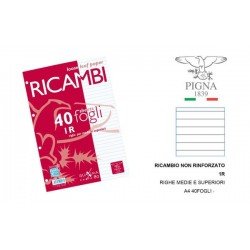 Ricambio non rinforzato 1R...