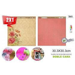 Carta Scrapbook 30,3x30,3cm...