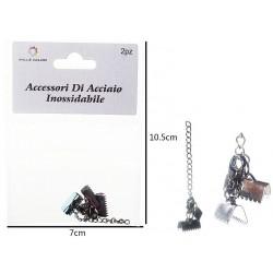 Accessori inox per...