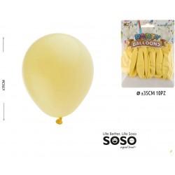 Party balloons 10pz 35cm...