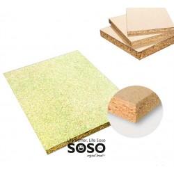Tavoletta di legno 40x60x0.5cm