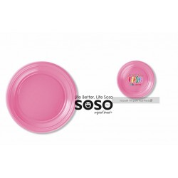 Piatti pvc dessert rosa...