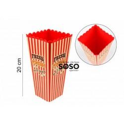 Ciotola fresh popcorn in pvc