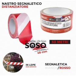 Nastro Segnaletico rosso...