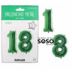 Palloncini metal 35cm...