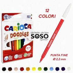 Carioca doodles 12col....