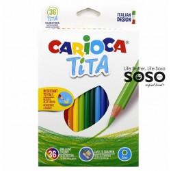 Carioca tita scat.36col.
