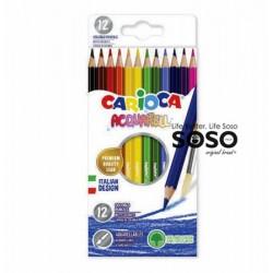 Carioca acquerelli pencil...