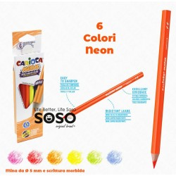 Carioca neon matite...