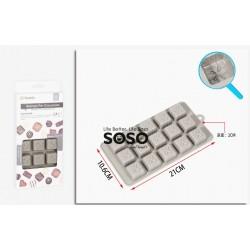 Stampo in silicone per...