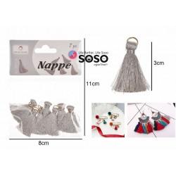Nappe decorative 3cm 7pz...