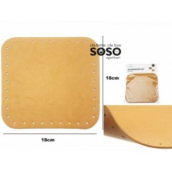 Fondo borsa diametro 18cm