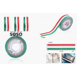 Nastro bandiera italia...