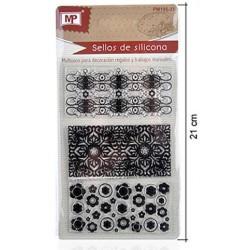 Timbri in silicone DIY -...