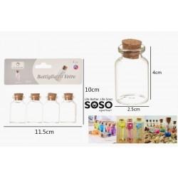 Bottiglie mini flacone con...
