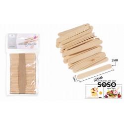 Stecchi in legno circa 50pz...