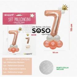 Set palloncini composizione...