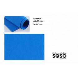 Gomma EVA 40x 60 cm Blu Scuro