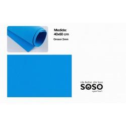 Gomma EVA 40x 60 cm Blu