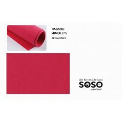 Gomma EVA 40 x 60 cm Rosso...