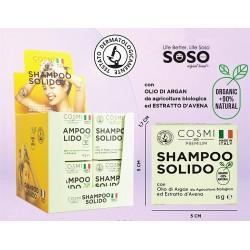 Shampoo solido 15 gr con...
